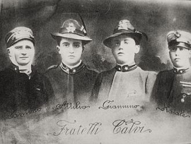 20181104_Fratelli Calvi di Bergamo, tutti morti nell Grande Guerra